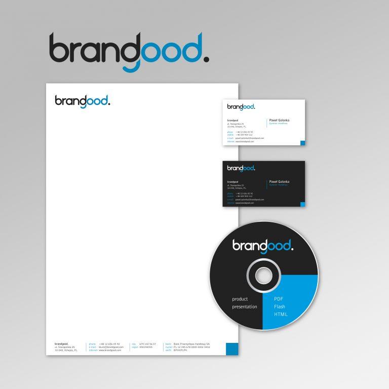 Brandgood – projekt nowego logo firmy