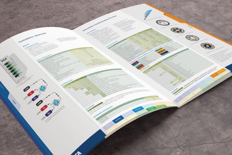 Katalogi produktów firmy FCA
