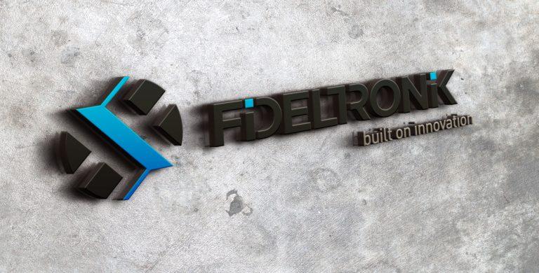 Fideltronik – wizualizacja projektu logo