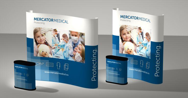Mercator Medical SA – projekty iwykonanie standów